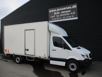 brugt Mercedes Sprinter 316 ALUKASSE M. LIFT 2,1 D AUT. 163HK Van 2018