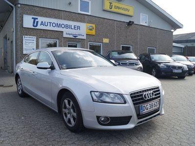 brugt Audi A5 Sportback 2,0 TFSi 180