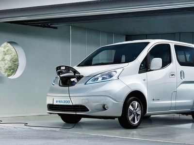 brugt Nissan e-NV200 Evalia el EL Premium 109HK Aut.