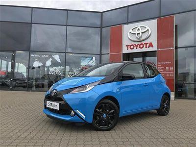gebraucht Toyota Aygo 1,0 VVT-I X-Cite 69HK 5d