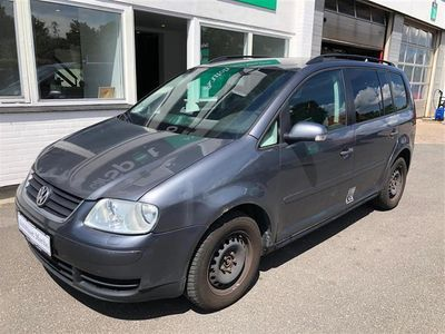 brugt VW Touran 1,9 TDI DPF Conceptline 105HK Van 6g