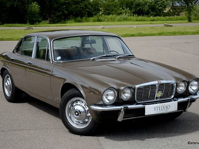 brugt Jaguar XJ6
