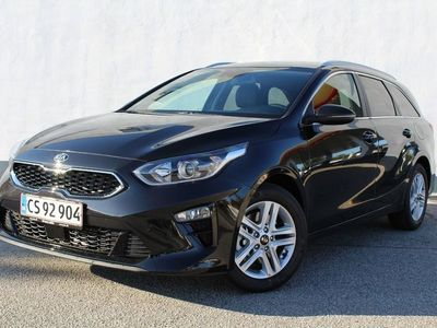 brugt Kia cee'd 1,0 T-GDi Collection SW