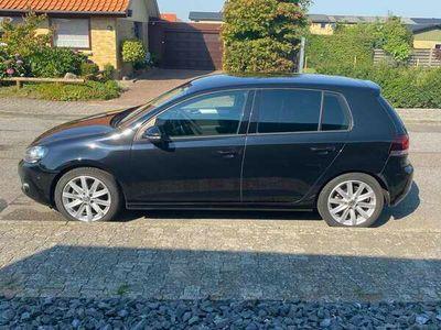 brugt VW Golf VI VAN 2,0 TDI AUT.
