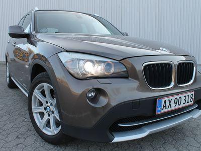 brugt BMW X1 xDrive20d vp31