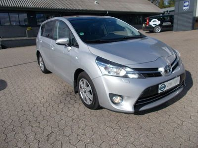 brugt Toyota Verso 2,0 D-4D T2 Touch 7prs