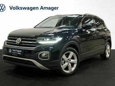 brugt VW T-Cross - 1,5 TSi 150 Style+ DSG