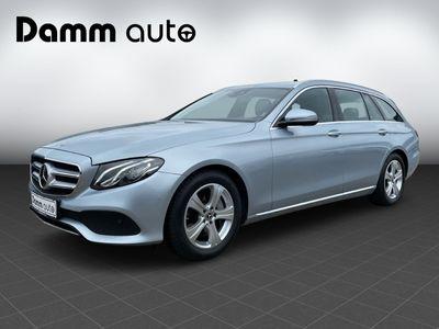 brugt Mercedes E350 0 d Staioncar 9G-TRONIC Avantgarde 258HK st.car aut