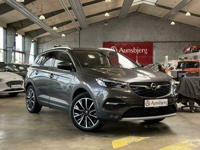 brugt Opel Grandland X 1,6 PHEV Plugin-hybrid EuroLine AWD 300HK 5d 8g Aut.