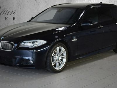 used BMW 520 D Touring M-Sport