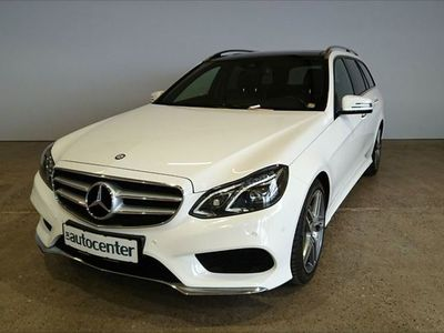 brugt Mercedes E350 BlueTEC Avantgarde stc aut 4-M