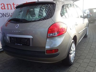 brugt Renault Clio Sport Tourer 1,5 DCI FAP Expression 75HK Stc