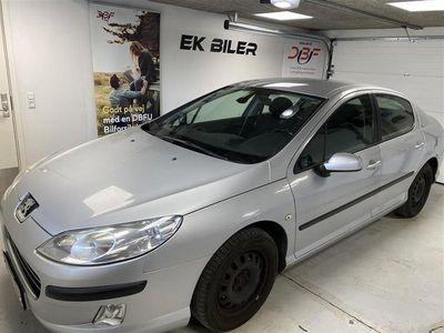 brugt Peugeot 407 1,8 XR 125HK