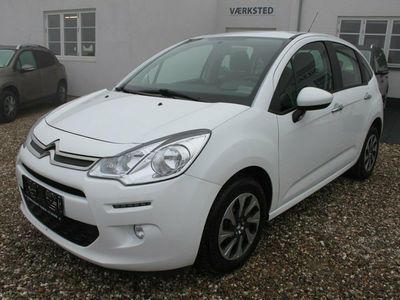 used Citroën C3 1,6 BlueHDi 100 Feel Complet