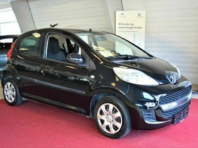 brugt Peugeot 107 Comfort