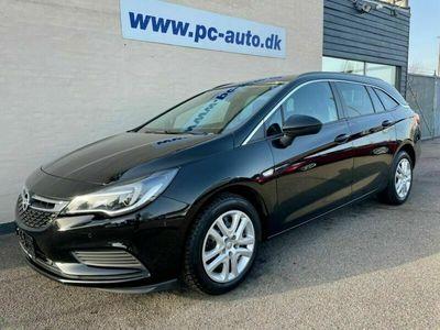 brugt Opel Astra 0 T 105 Enjoy ST 5d
