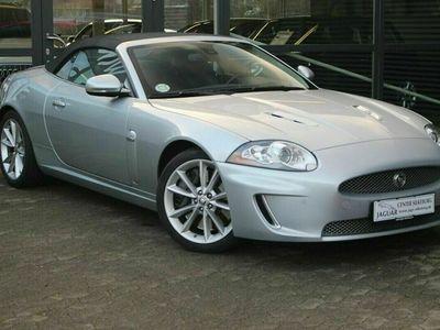 brugt Jaguar XKR 5,0 S/C Convertible aut.