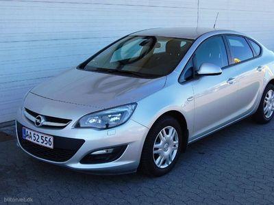 brugt Opel Astra 4 Turbo Enjoy Start/Stop 140HK 6g