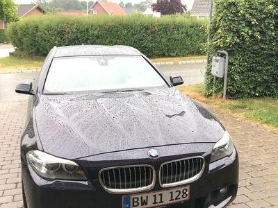brugt BMW 520 2.0 190 HK M Sport