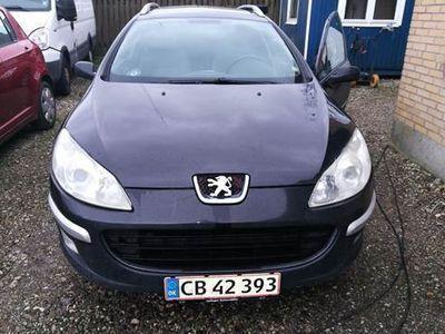 brugt Peugeot 407 1,8 I STC.