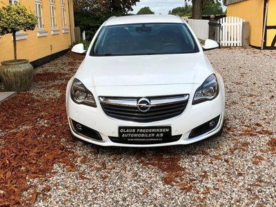 brugt Opel Insignia 2,0 CDTi 163 Cosmo ST aut.