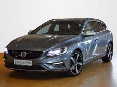 brugt Volvo V60 2,0 D4 190 R-Design aut.