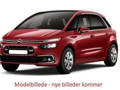brugt Citroën C4 Picasso,1,2 PureTech Seduction start/stop 130HK 6g