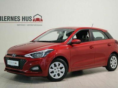 brugt Hyundai i20 1,25 Life