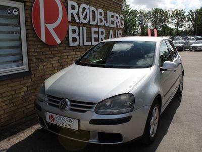 brugt VW Golf V 1,6 FSi Comfortline