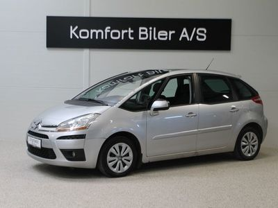brugt Citroën C4 Picasso 2,0 HDi 138 VTR E6G