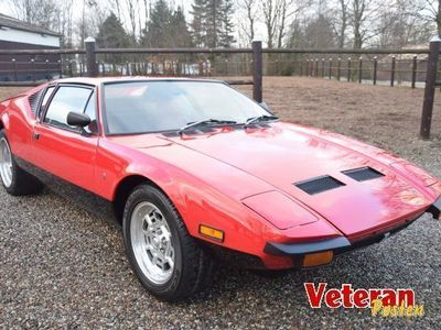 brugt De Tomaso Pantera V8