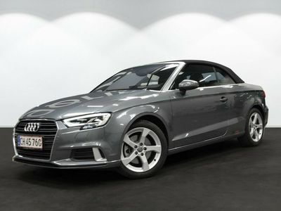 gebraucht Audi A3 Cabriolet 40 TFSi Sport S-tr.