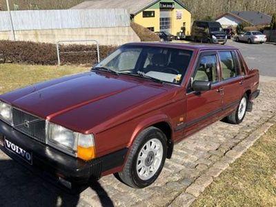 brugt Volvo 760 2,8 4-dørs