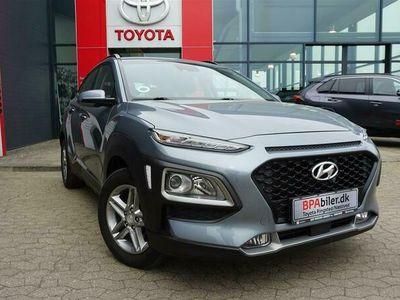 brugt Hyundai Kona 1,0 T-GDI Trend 120HK 5d 6g A