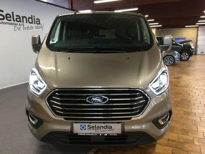 brugt Ford Custom Tourneo320L TDCi 170 Limited aut.