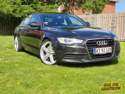 brugt Audi A6 S-line