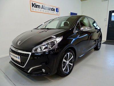 brugt Peugeot 208 1,6 BlueHDi 75 Desire