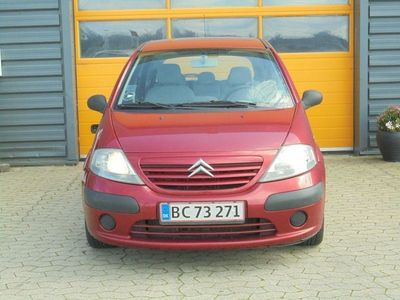 brugt Citroën C3 1,4 HDi 70 Elegance