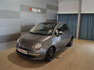 usado Fiat 500 0,9 Fashion 80HK 3d