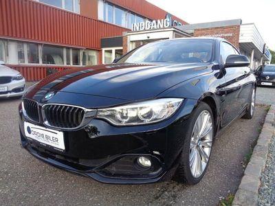brugt BMW 420 d 2,0 Coupé aut.