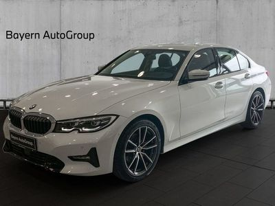 brugt BMW 320 d 2,0 Sport Line aut.