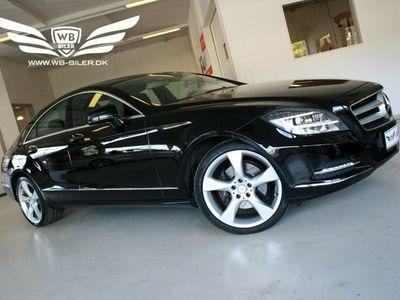 used Mercedes CLS350 3,0 CDi aut. 4-M BE