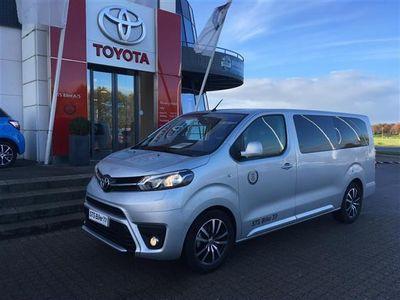 brugt Toyota Verso ProaceLong 2,0 D Family m/bagklap 150HK 6g