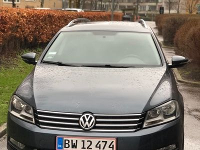 brugt VW Passat VARIANT 1,6 TDI