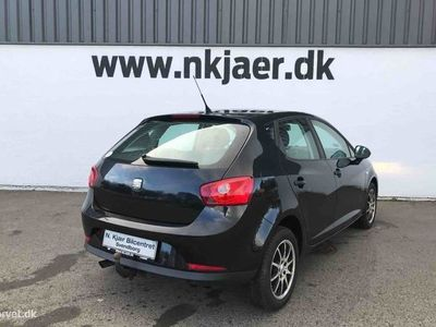brugt Seat Ibiza 1,9 TDI PD DPF Reference 90HK 5d
