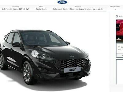 brugt Ford Kuga 2.5 Plug-in Hybrid (225 HK) SUV FWD CVT