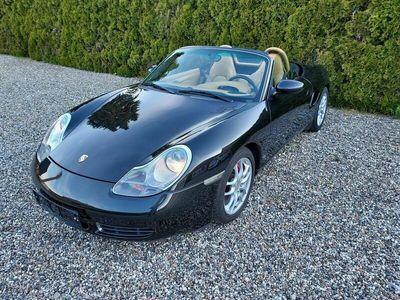 brugt Porsche Boxster 986
