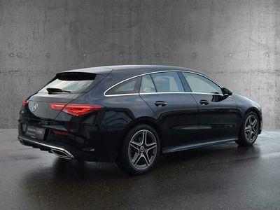 brugt Mercedes CLA200 Shooting Brake d 2,0 CDI 8G-DCT 150HK Stc 8g Aut.