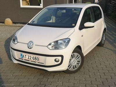 begagnad VW up! 1,0 BMT Move 60HK 5d