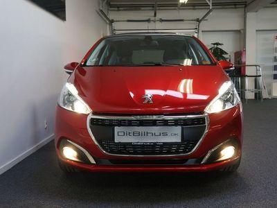 brugt Peugeot 208 1,5 BlueHDi 100 Signature+